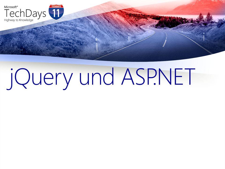 jQuery und ASP.NET