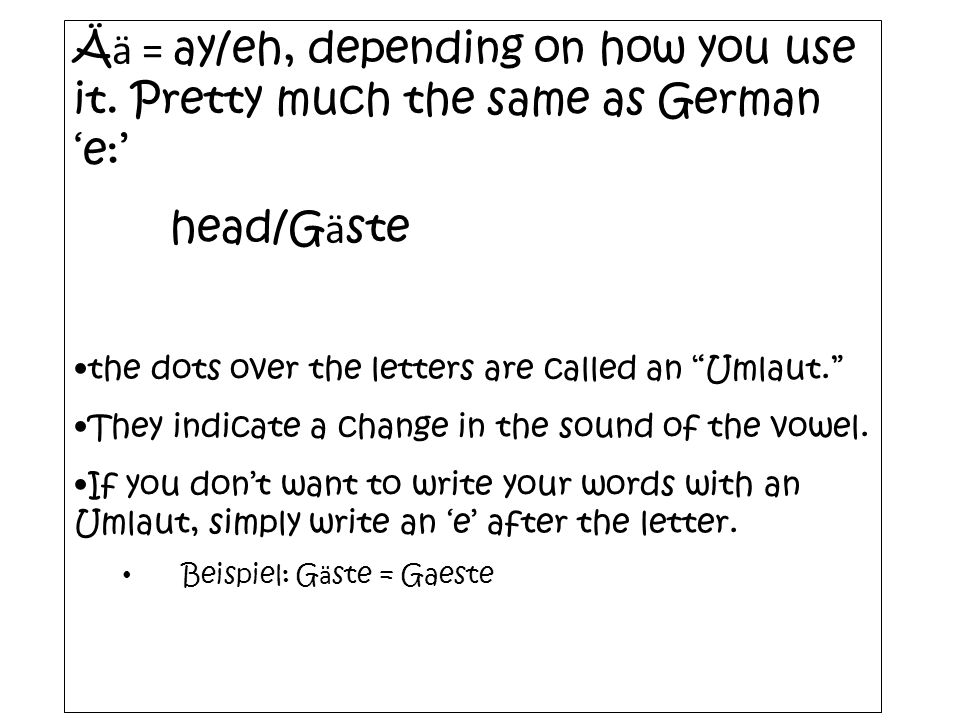 German uses 4 other letters as well. You may or may not choose to use them, as there have substitutes for each of them.