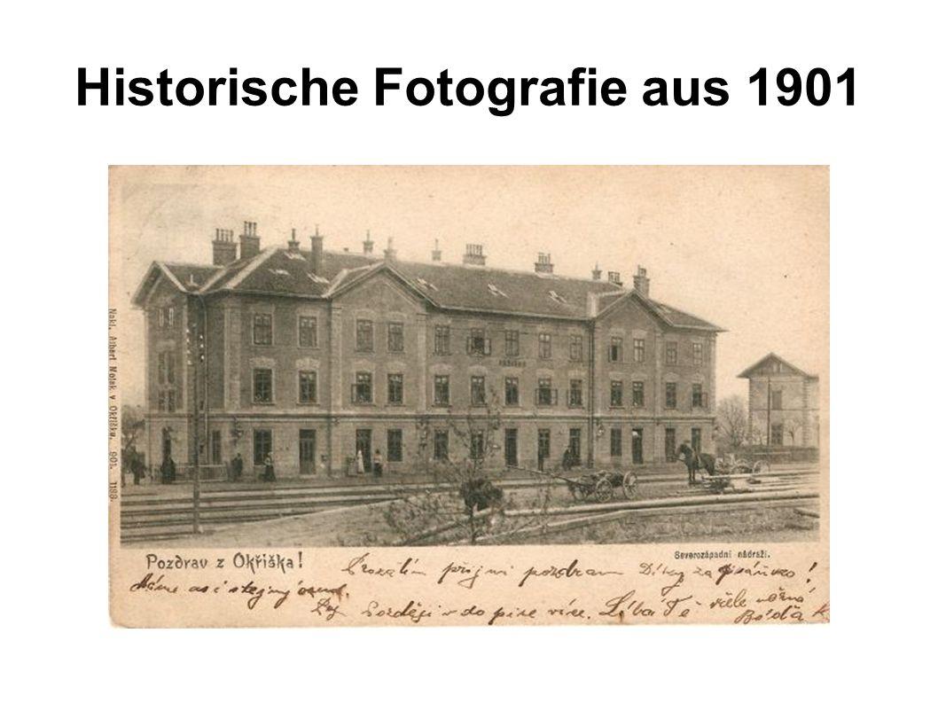Historische Fotografie aus 1901