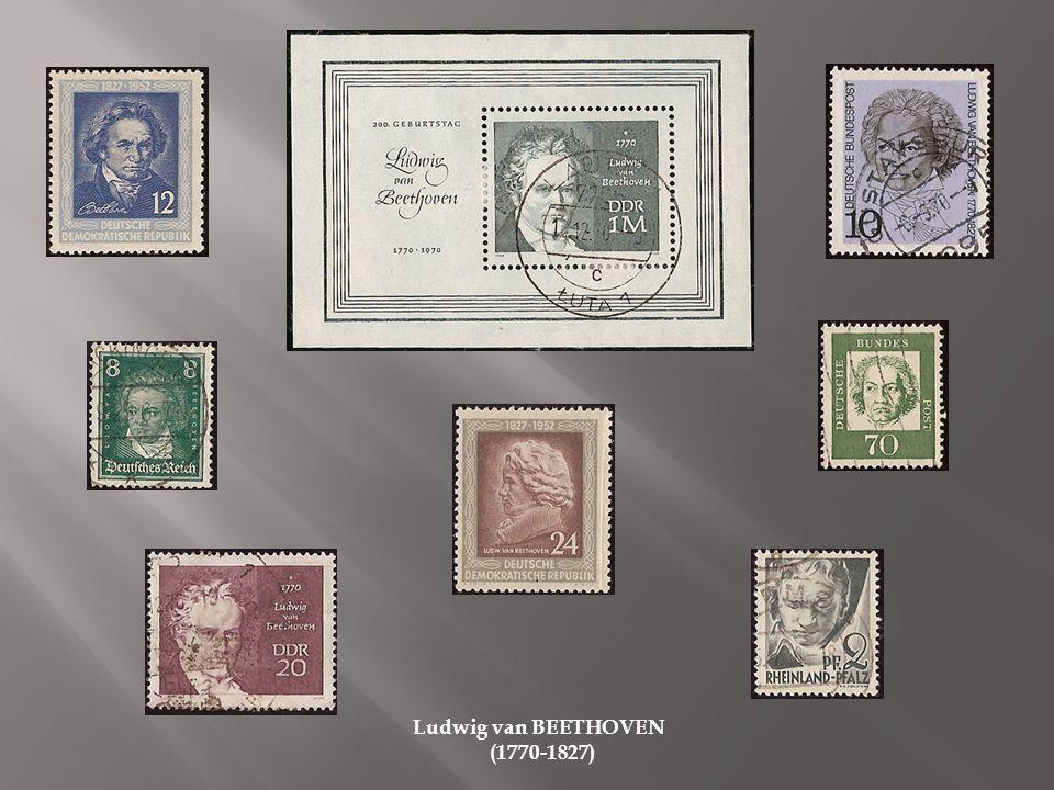 Johannes BRAHMS (1883-1897) Anton BRUCKNER (1824-1896 )