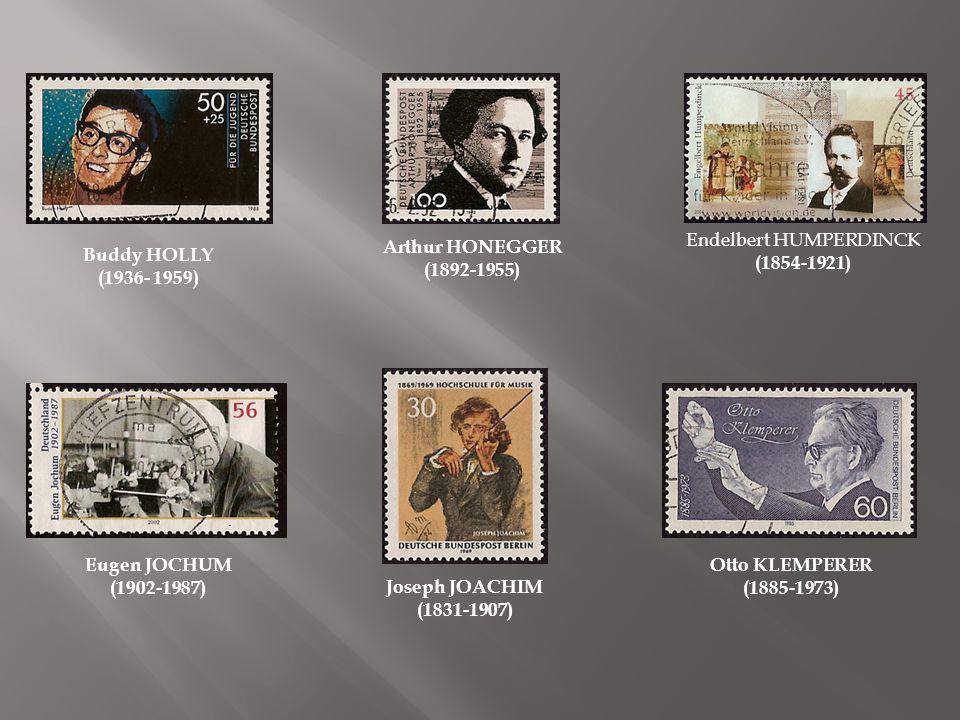 Walter KOLLO (1878-1940) Matthias KLOTZ (1653-1743 ) Conradin KREUTZER (1780-1849) Lotte LEHMANN (1888-1976) John LENNON (1940-1980) Korla August KOCOR (1822-1904)
