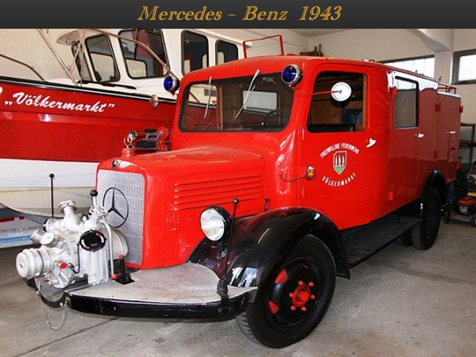 Opel – Blitz 1943