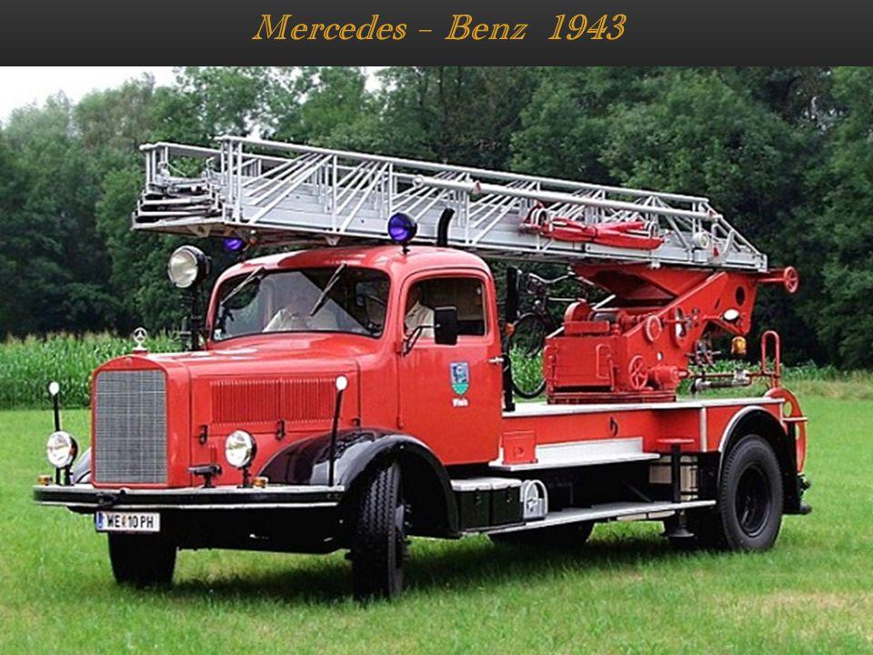 Mercedes – Benz 1943