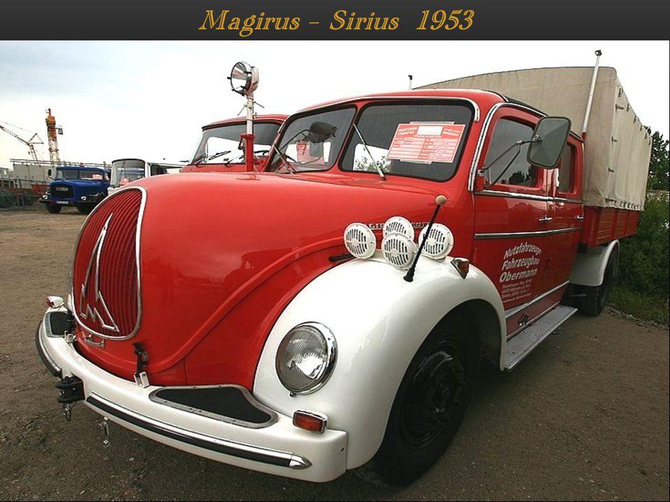 Daimler – Benz 1950