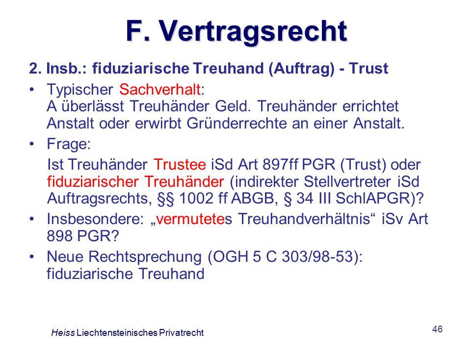 46 F.Vertragsrecht 2.