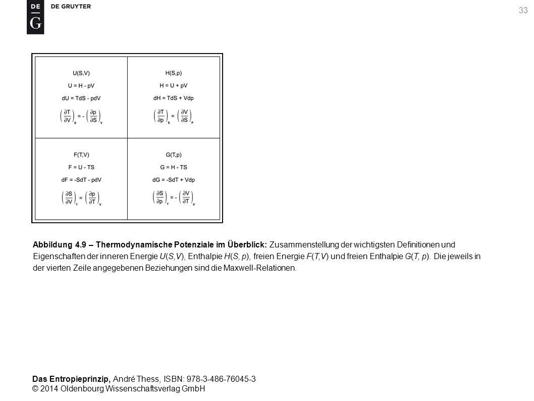"""Das Entropieprinzip, André Thess, ISBN: 978-3-486-76045-3 © 2014 Oldenbourg Wissenschaftsverlag GmbH 34 Abbildung 5.1 – Umwandlung von """"Wärme in Arbeit: (a) 1 t warmes Wasser und ein großes Reservoir mit kaltem Wasser werden mittels einer Wärmekraftmaschine (WKM) zur Energiegewinnung genutzt."""