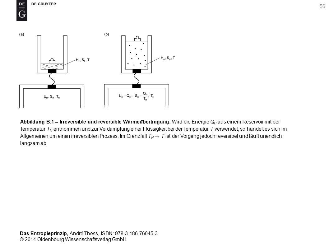 Das Entropieprinzip, André Thess, ISBN: 978-3-486-76045-3 © 2014 Oldenbourg Wissenschaftsverlag GmbH 57 Abbildung C.1 – Interpretation der Mischungsentropie: Bei der Vermischung zweier Gase entsteht Entropie, die als Mischungsentropie bezeichnet wird.