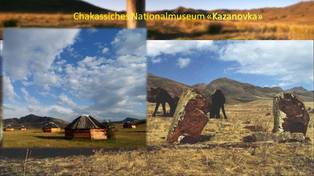 6 Kazanovka» Chakassiches Nationalmuseum «Kazanovka»