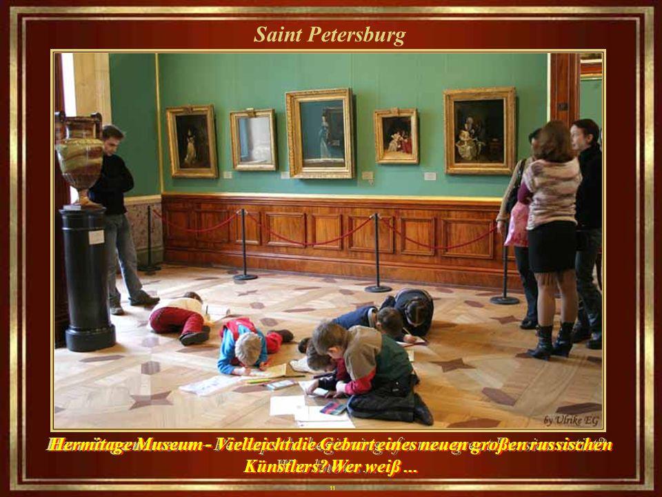 10 Saint Petersburg Hermitage museum - the Raphael Loggias gallery Hermitage Museum – die Raphael Loggias Galerie