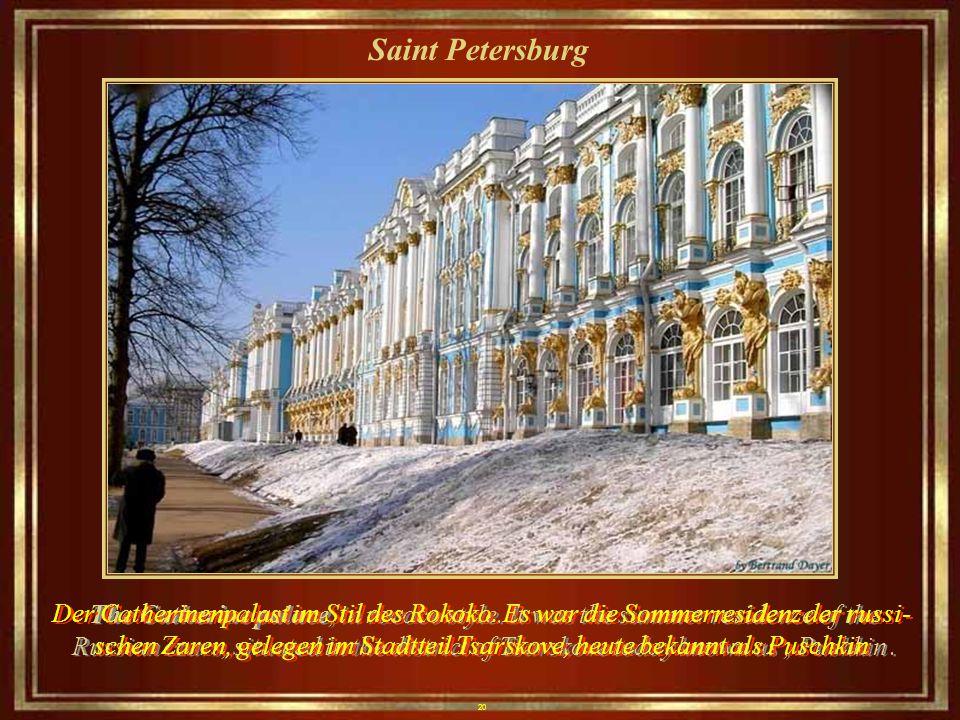 19 Saint Petersburg Resurrection of Christ Church (known as Church of the spilled blood of Our Savior) Kirche derAuferstehung Christi (bekannt als Kirche des vergossenen Blutes unseres Erlösers)