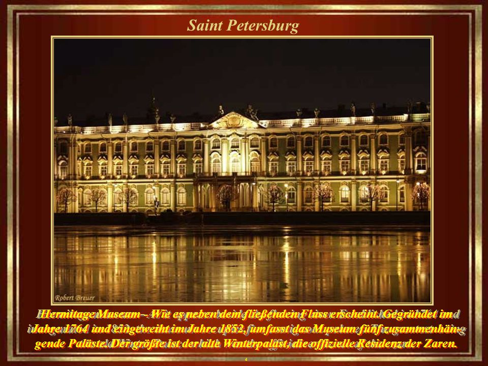 14 Saint Petersburg Peter The Great Palace - the source of the Gulf of Samson and the canal to the sea, with sight of the Gulf of Finland, an arm of the Baltic sea..