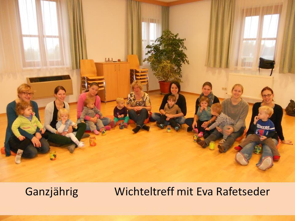 Nachmittagsbetreuung für SchülerInnen der Volks- und Mittelschule Betreuung: Julia Leonhardsberger aus Kollmitzberg [derzeit insgesamt 25 Kinder]