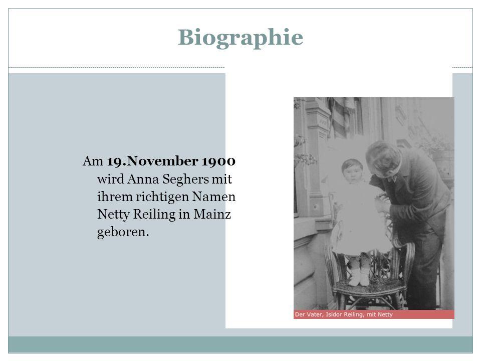 Eine Präsentation von Franca - Alexandra Rupprecht Patric Welzbacher