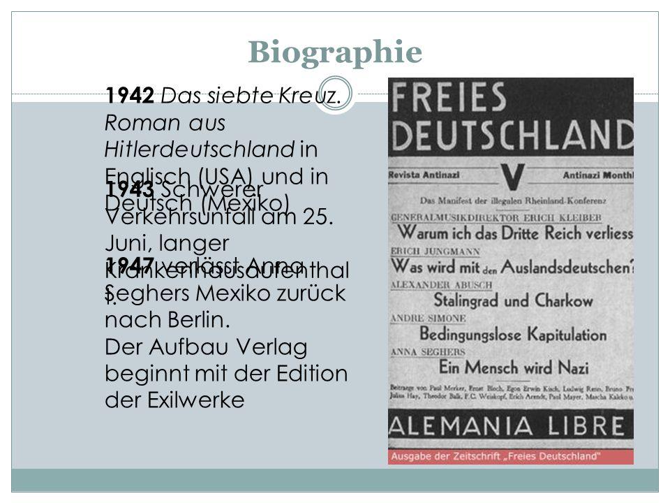 Biographie 1933 Als am 30.