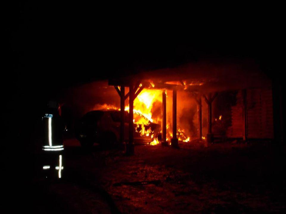  Insgesamt:19 Einsätze ◦ 4 überörtlich ◦ 7 Hilfeleistungen ◦ 5 Brände ◦ 5 Fehlalarmierungen Steve Mucha, Gemeindewehrleiter