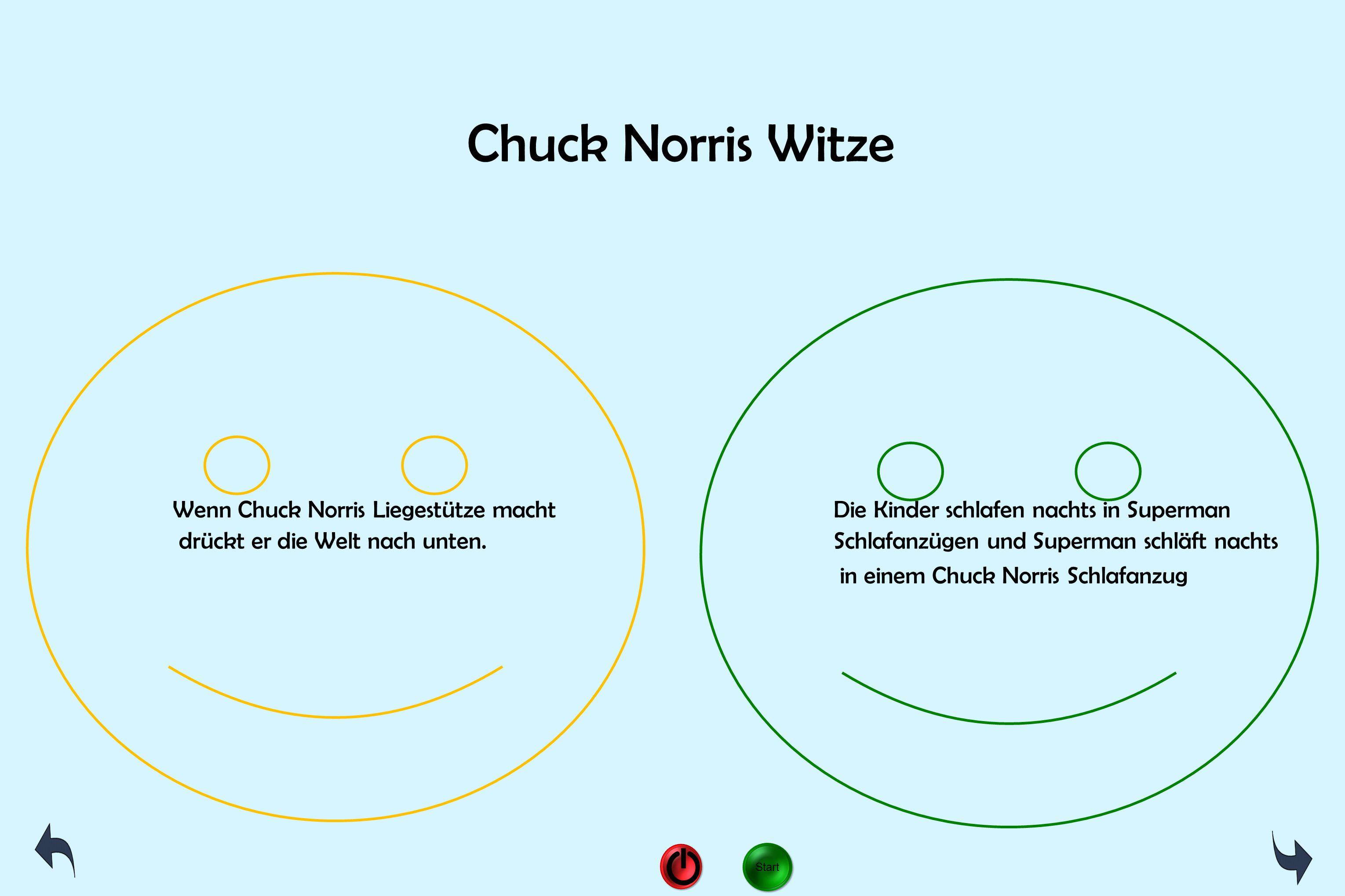 Chuck Norris Witze Wenn Chuck Norris Liegestütze macht Die Kinder schlafen nachts in Superman drückt er die Welt nach unten. Schlafanzügen und Superma