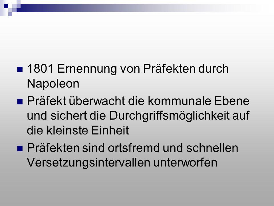  2002 Raffarin unterstreicht mit seiner Regierungserklärung, dass er den Kurs der Dezentralisierung, einschlagen wolle  2003 16.