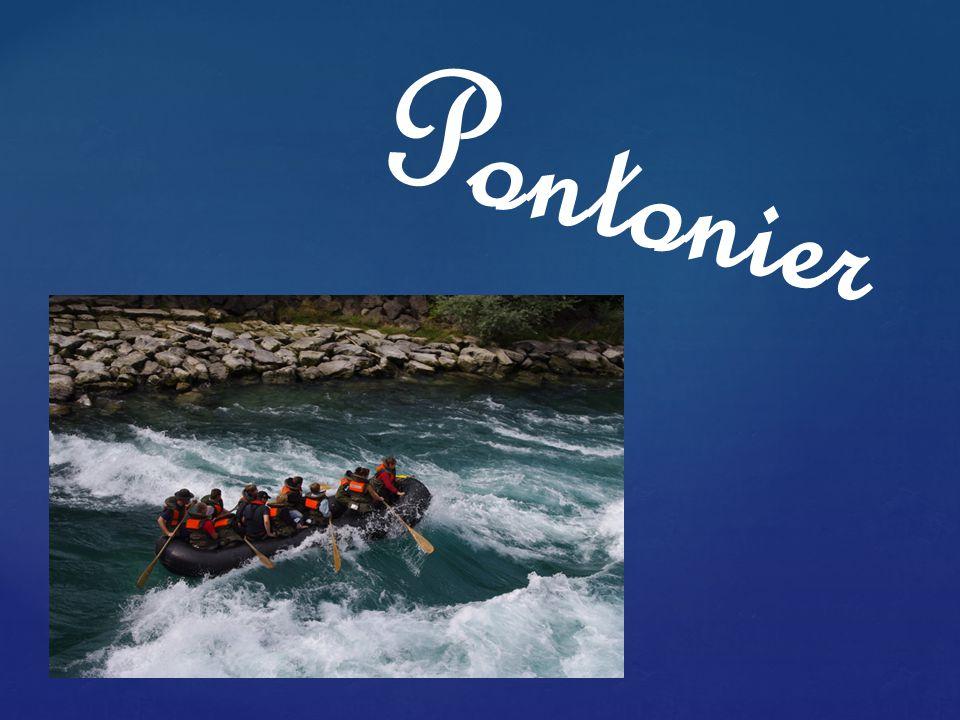 Pontonier