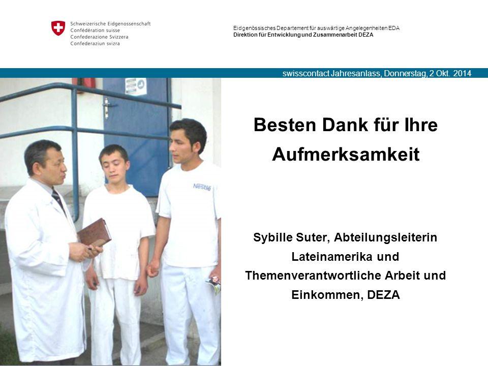 Titel: Powerpoint Mustervorlage Eidgenössisches Departement für auswärtige Angelegenheiten EDA Direktion für Entwicklung und Zusammenarbeit DEZA Beste