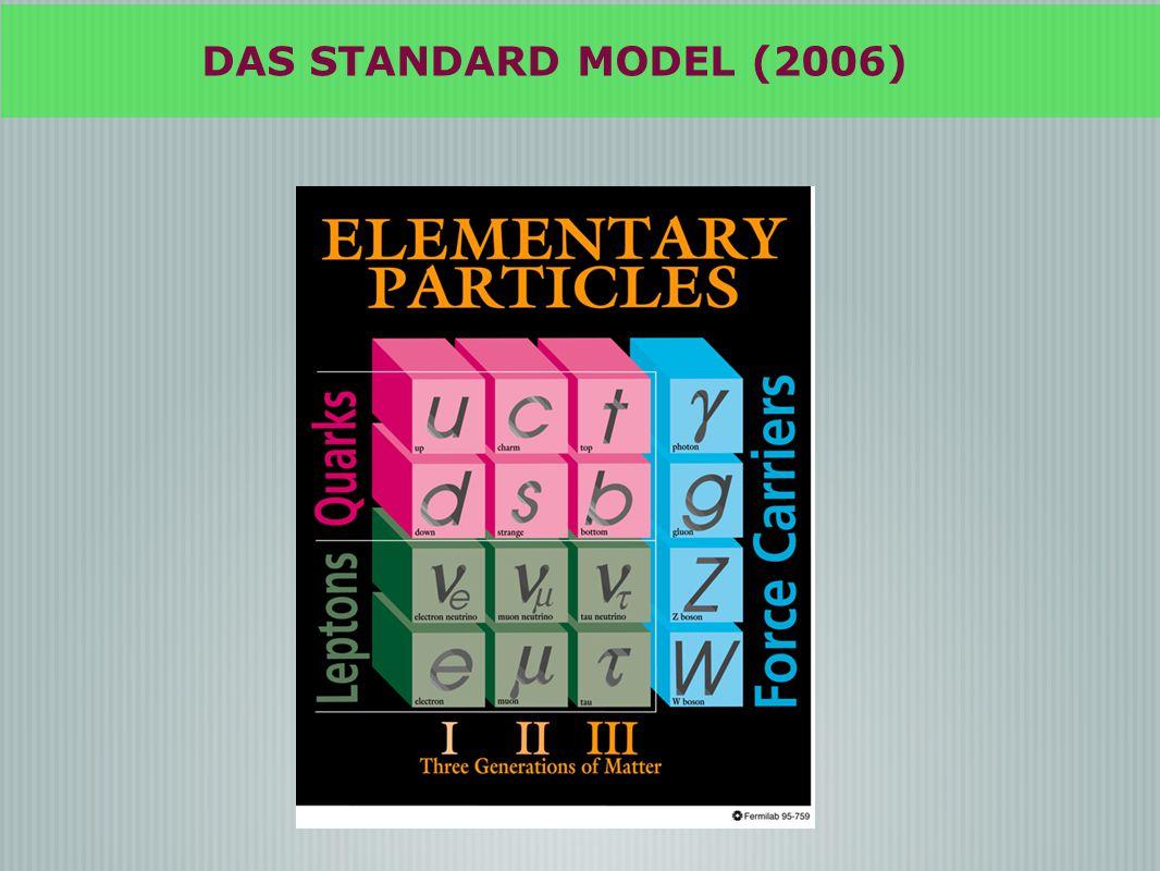 DAS STANDARD MODEL (2006)
