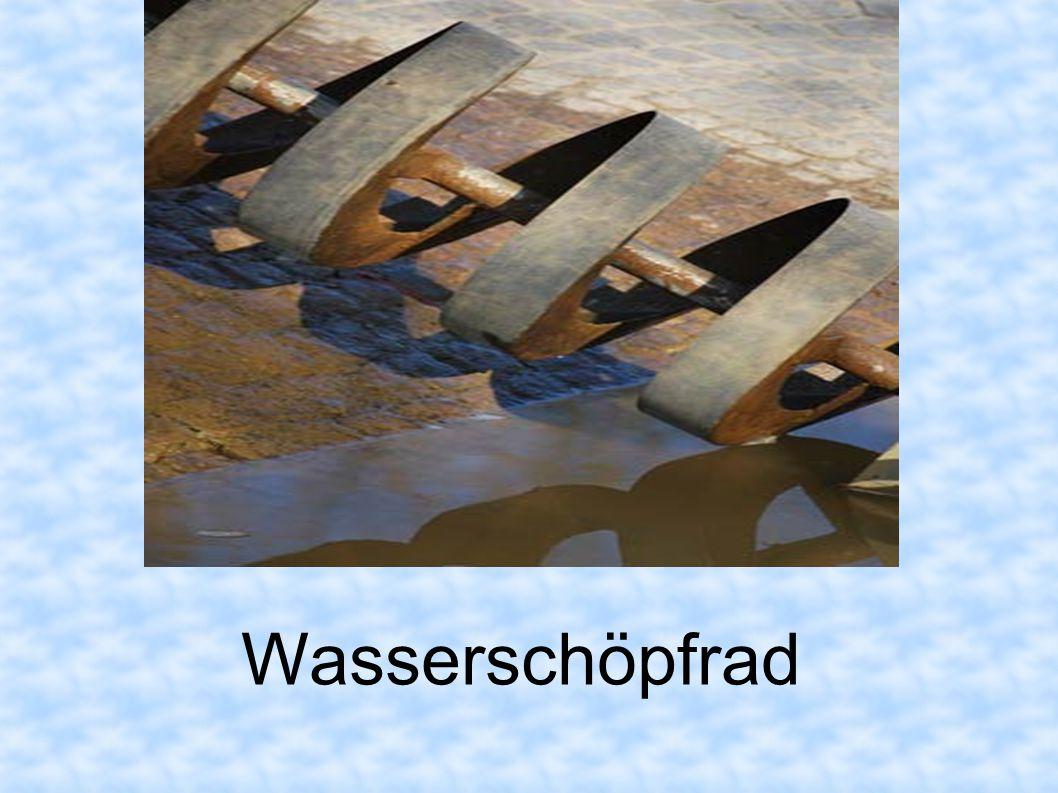 Wasserschöpfrad