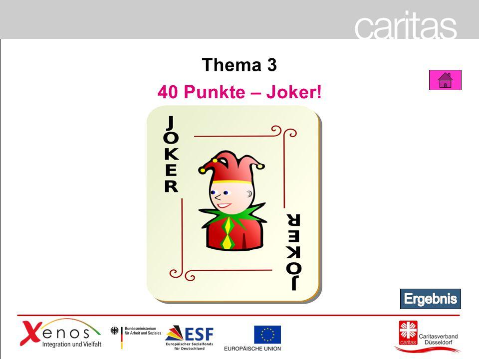 Page 29 40 Punkte – Joker! Thema 3
