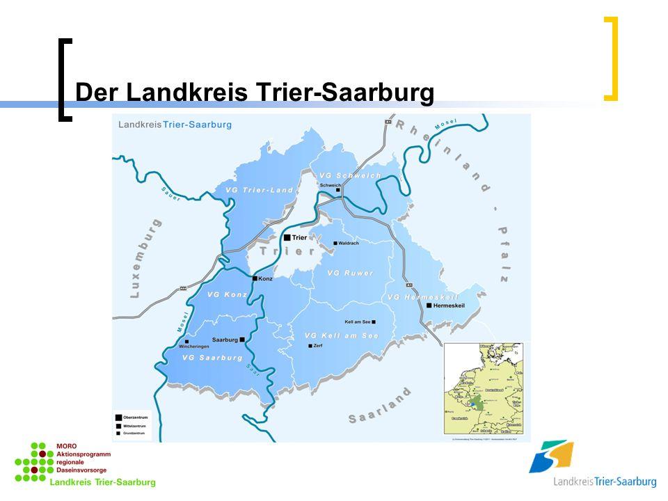 Der Landkreis Trier-Saarburg
