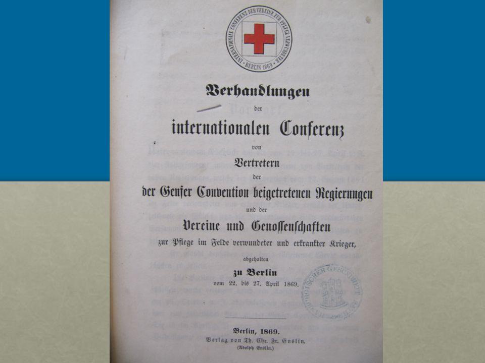 Rahmenbedingungen des Völkerrechts im 19.