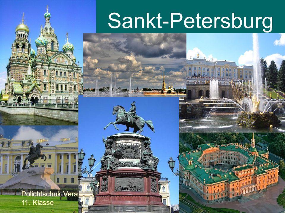 Die Auferstehungskirche Sie wurde von 1883 bis 1912 an der Stelle erbaut, an der Alexander II.