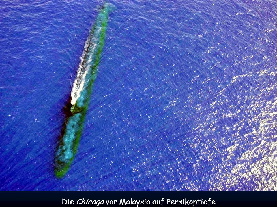 Folgende Grafik vermittelt einen Eindruck von der Größe älterer und moderner U-Boote im Vergleich zu einem Boeing 747-Passagierflugzeug
