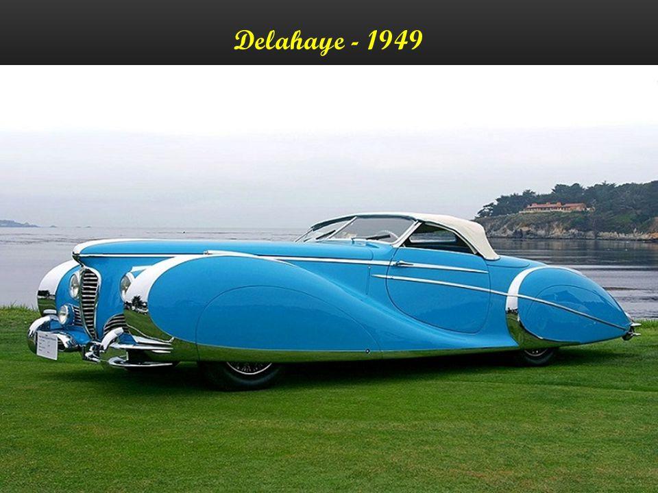 Oldsmobile - 1947