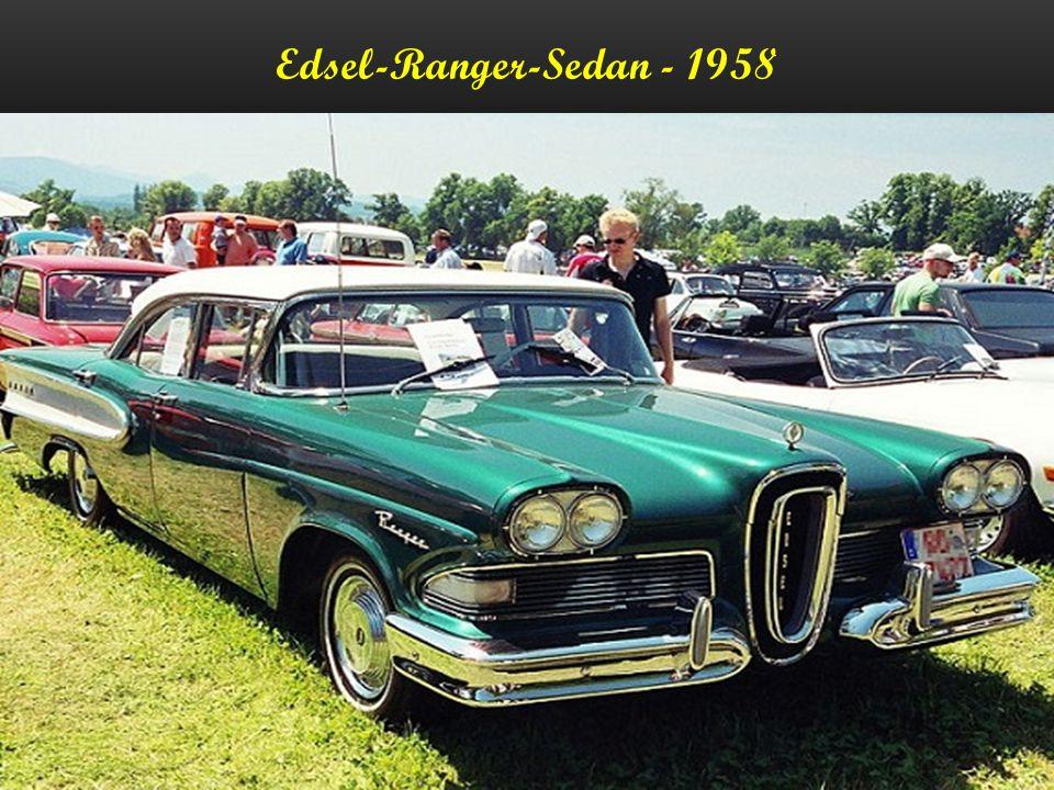 Chevrolet-MG - 1957