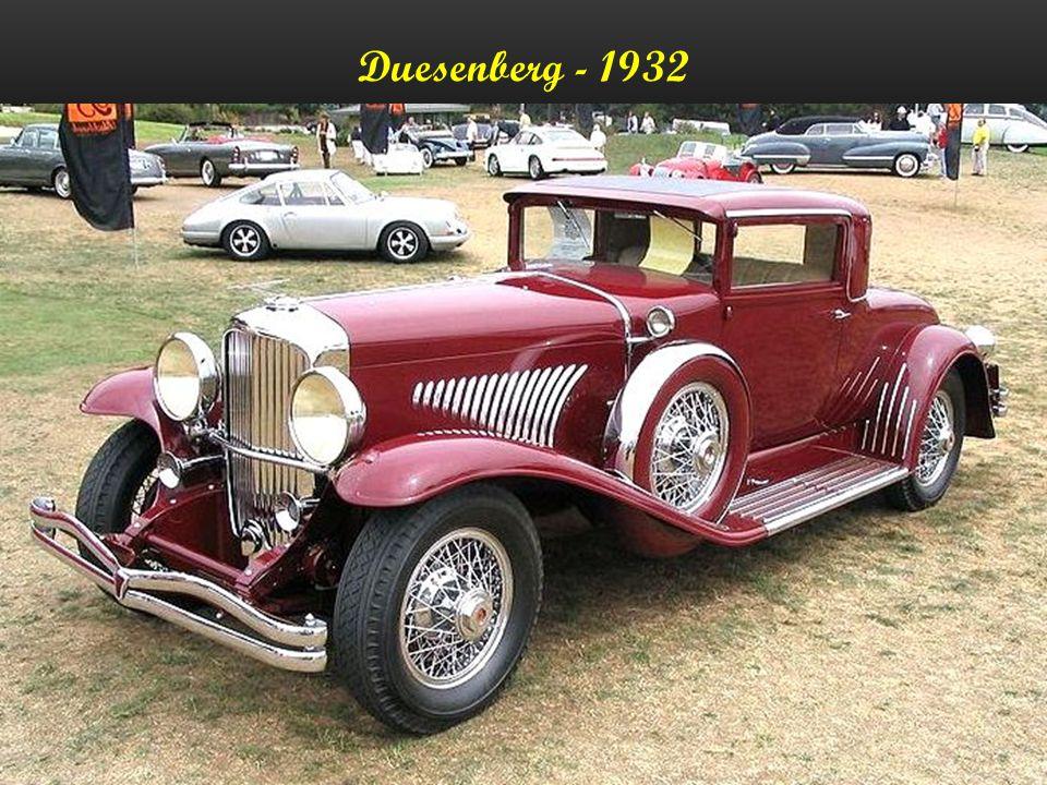 Duesenberg - 1932