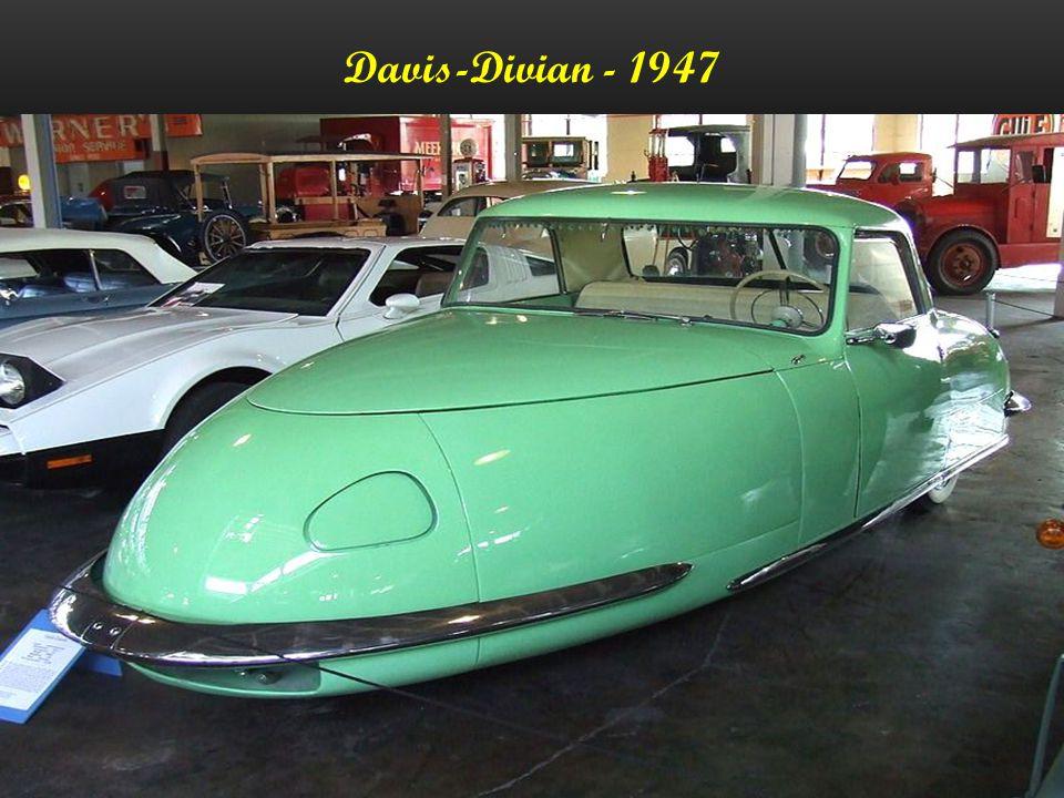Davis-Divian - 1947
