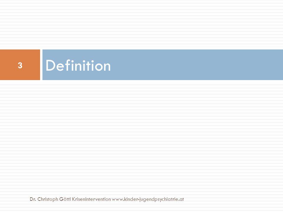 """4 Definitionen von Krisen  Duden: """"gr.: krisis, lat.: crisis, Entscheidung, entscheidende Wendung, als Terminus der medizinischen Fachsprache zur Bezeichnung des Höhe- und Wendepunktes einer Krankheit….."""