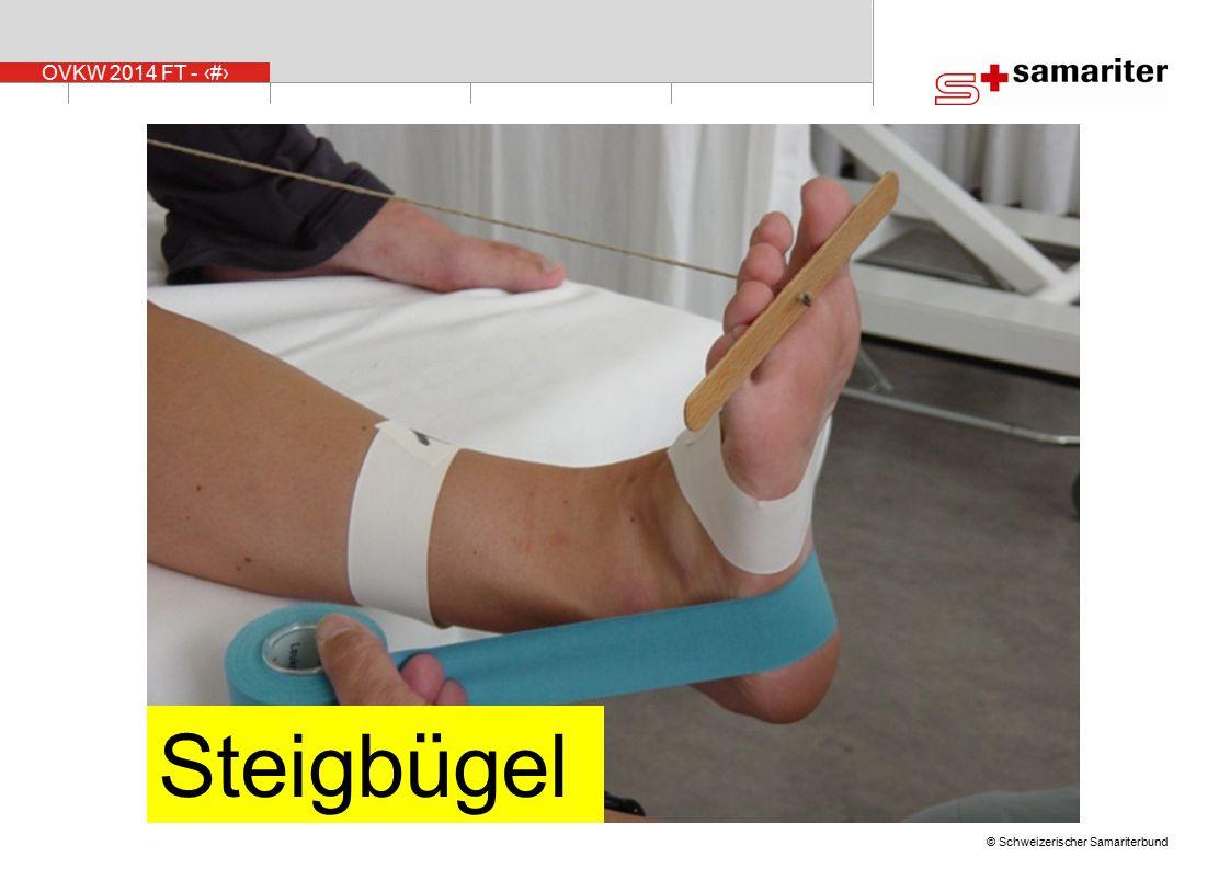 OVKW 2014 FT - 32 © Schweizerischer Samariterbund Steigbügel