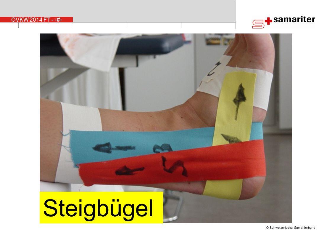 OVKW 2014 FT - 36 © Schweizerischer Samariterbund Steigbügel