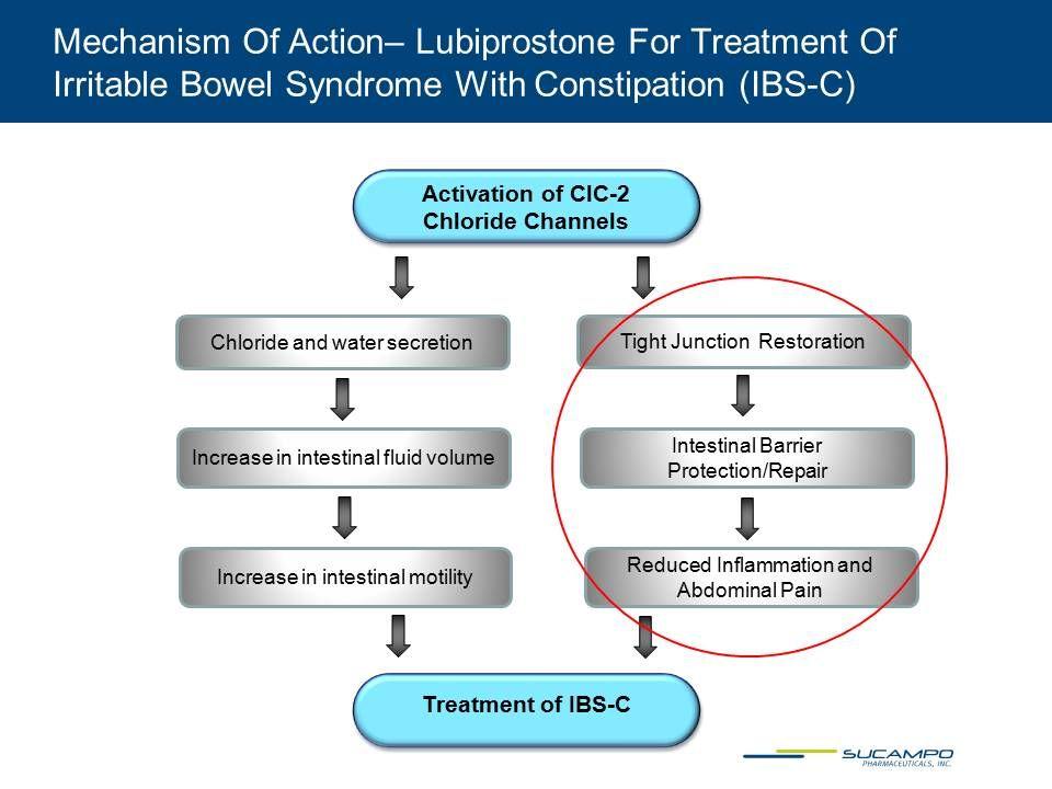 IBS – Therapie -Linaclotide (Constella®)