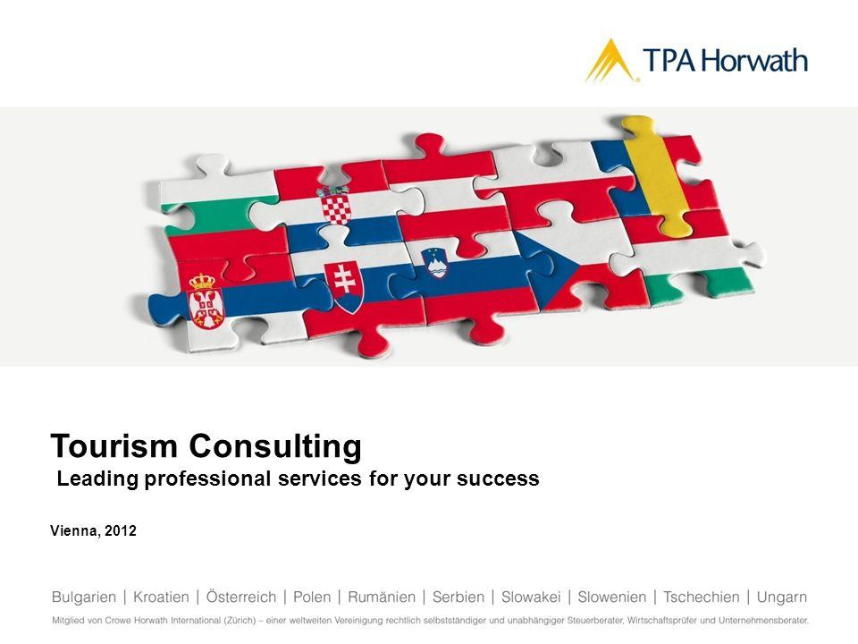 TPA Horwath Gruppe | Beratungsschwerpunkte Seite 2 STEUERBERATUNG WIRTSCHAFTSPRÜFUNG BUSINESS CONSULTING