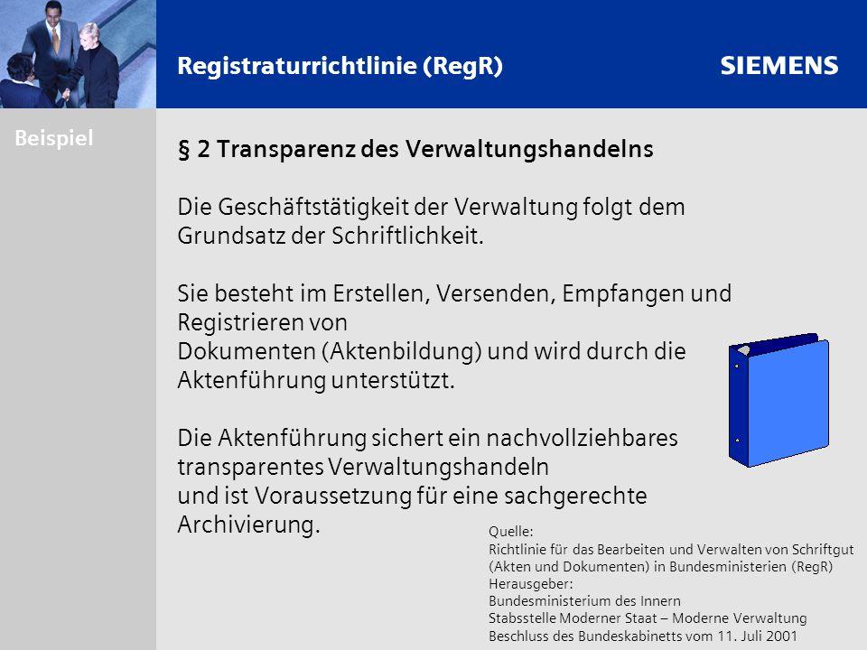s 5 § 2 Transparenz des Verwaltungshandelns Die Geschäftstätigkeit der Verwaltung folgt dem Grundsatz der Schriftlichkeit. Sie besteht im Erstellen, V
