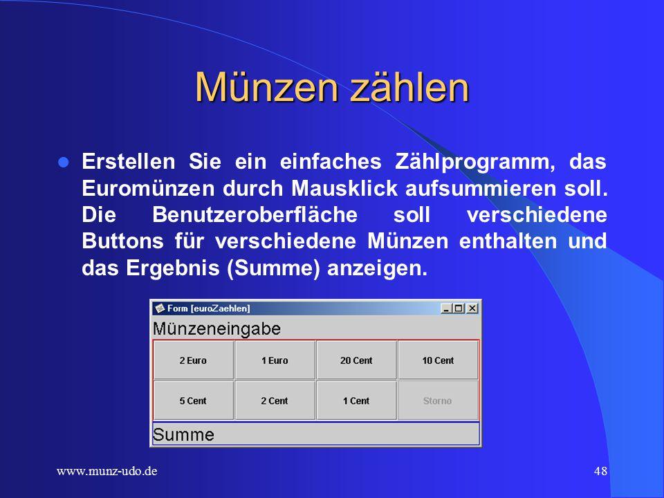 www.munz-udo.de47 Aufgaben 7-8 7.
