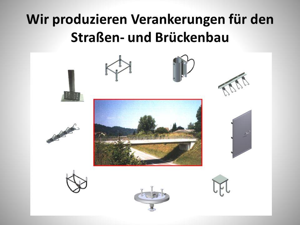 Als zertifizierter Schweissfachbetrieb gehört die Herstellung, Lieferung und Montage von allgemeinen Stahlsonderbauten zu unserem täglichen Geschäft.
