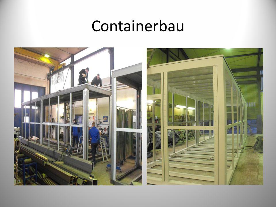 Containerbau