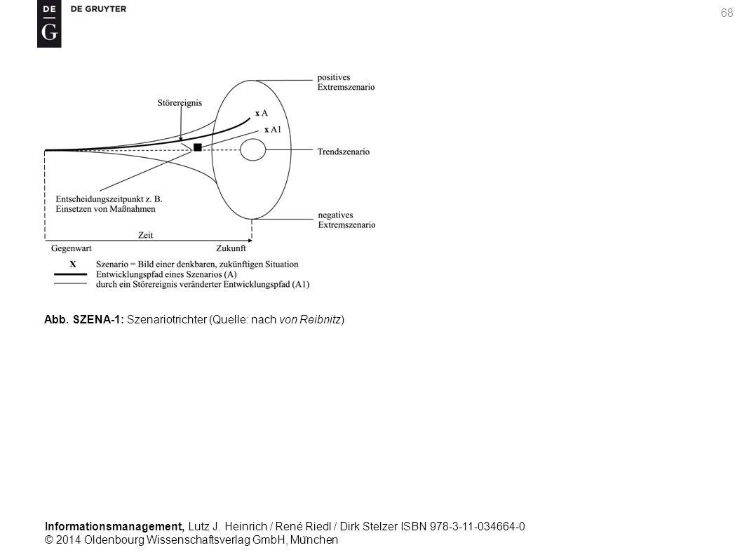 Informationsmanagement, Lutz J. Heinrich / René Riedl / Dirk Stelzer ISBN 978-3-11-034664-0 © 2014 Oldenbourg Wissenschaftsverlag GmbH, Mu ̈ nchen 68