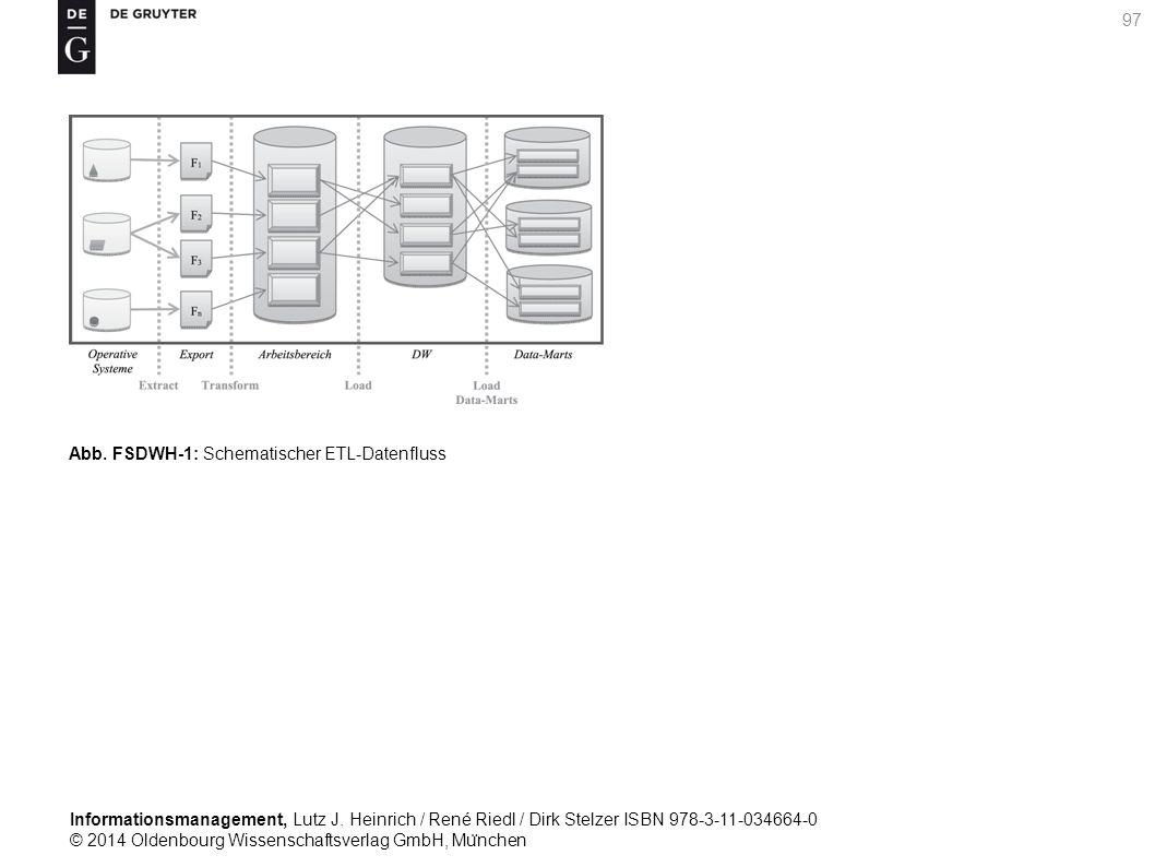 Informationsmanagement, Lutz J. Heinrich / René Riedl / Dirk Stelzer ISBN 978-3-11-034664-0 © 2014 Oldenbourg Wissenschaftsverlag GmbH, Mu ̈ nchen 97