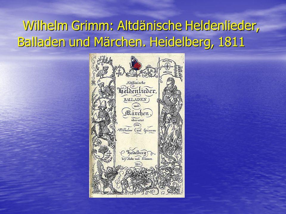 Kinder- und Hausmärchen. Umschlag der fünften Auflage der Großen Ausgabe. Göttingen 1843