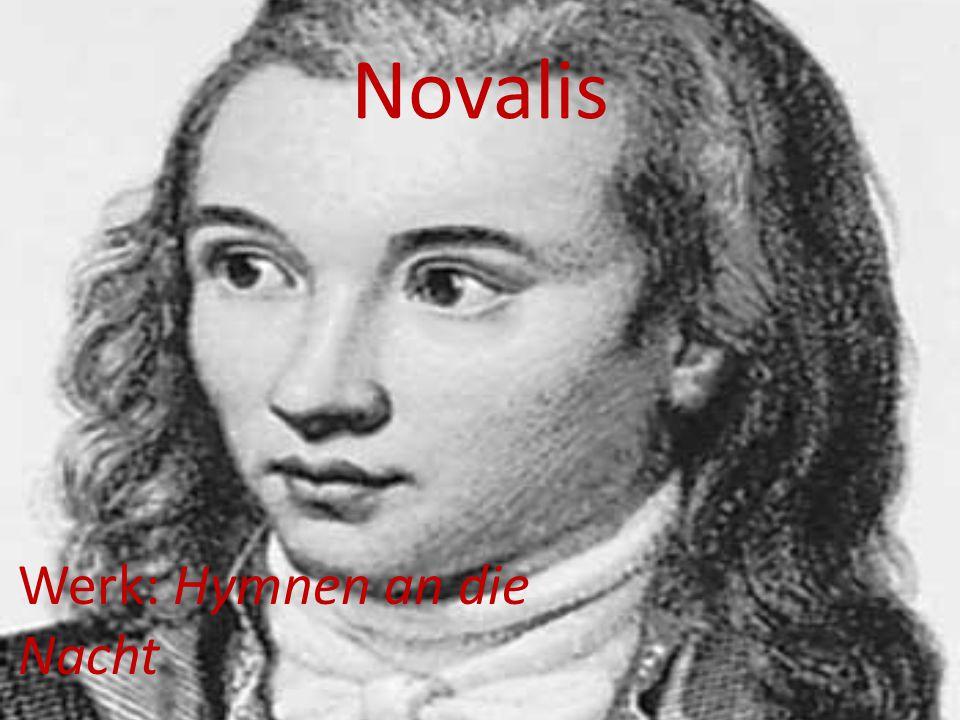 Novalis Werk: Hymnen an die Nacht