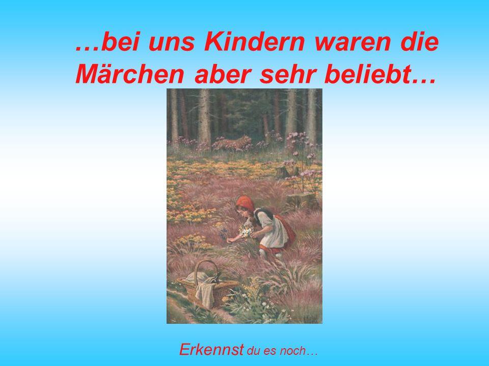 …und Baron von Münchhausen war nichts Exotisches… Oder etwa doch ?