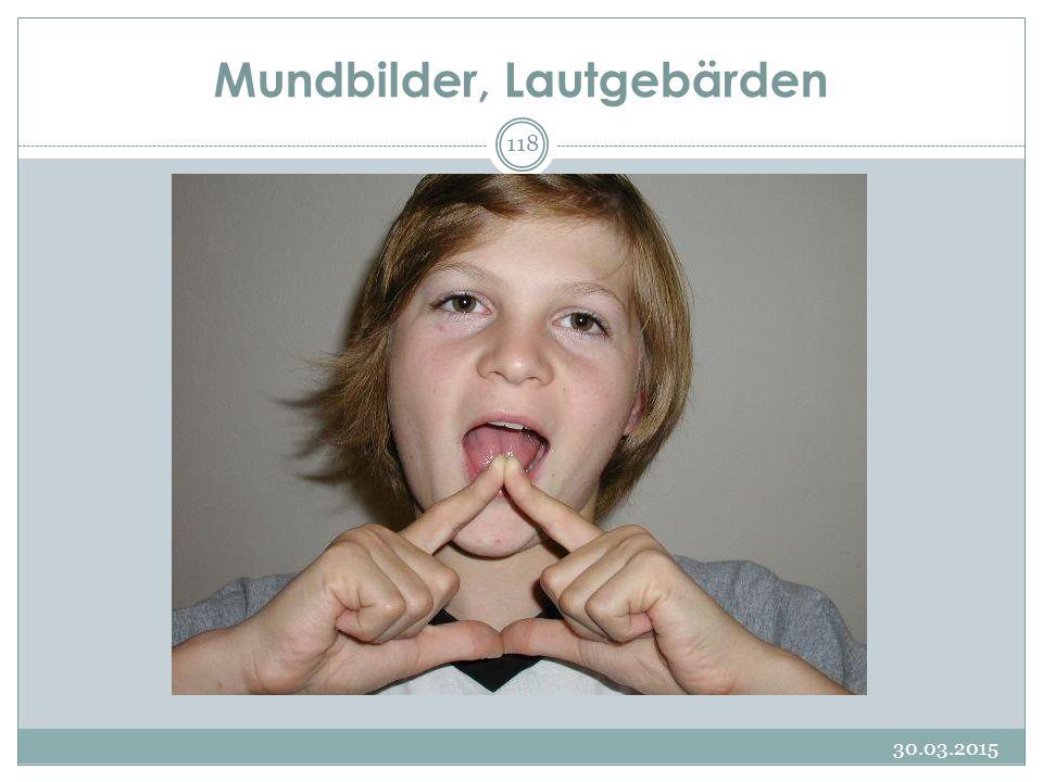 Mundbilder, Lautgebärden 30.03.2015 118