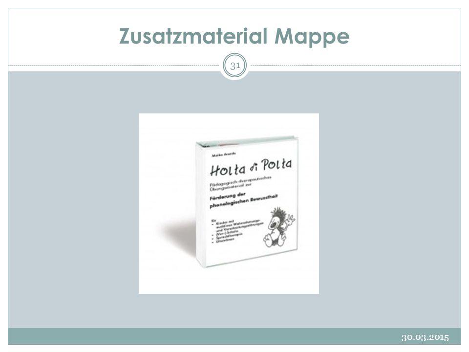 Zusatzmaterial Mappe 30.03.2015 31